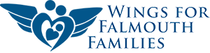 Wings for Falmouth Families logo